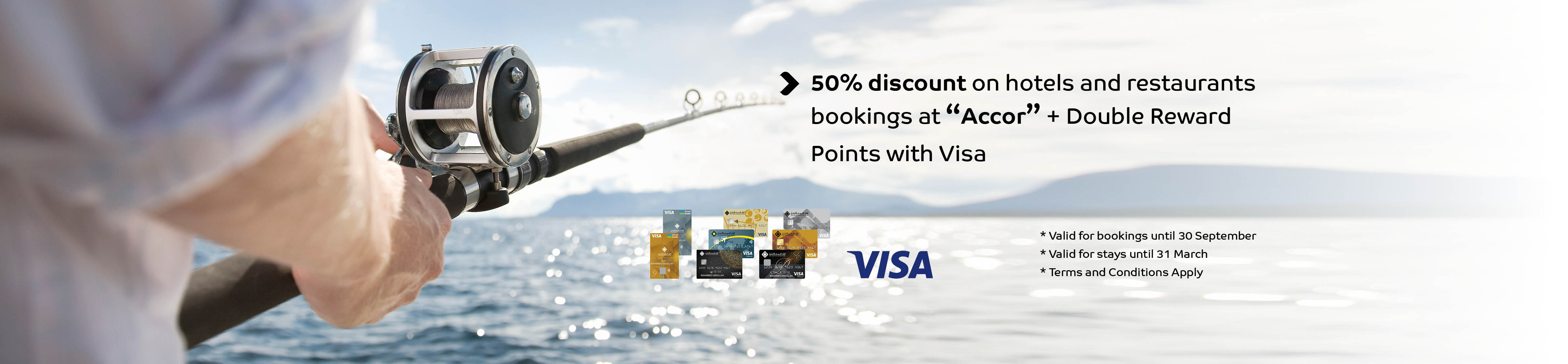 ACCOR AND VISA OFFER